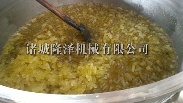 四川内江冬瓜条浸糖图片